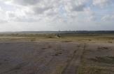 View from Bomb Ballistics Building